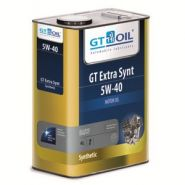 Масло моторное GT OIL EXTRA SYNT SM/CF 5W40 4л. син.